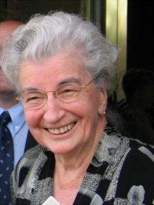 Avis de décès d'Alma MEIRLAEN