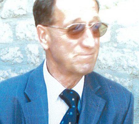 Avis de décès d'Arthur Badet