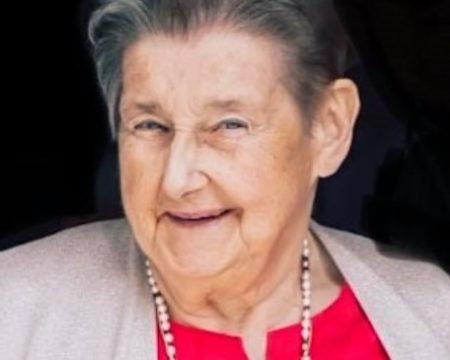 Avis de décès de Jeanne Michiels